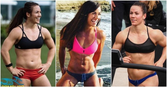 37 Hot Pictures Of Camille Leblanc-Bazinet Will Make You Believe That Crossfit Ladies Are The Best