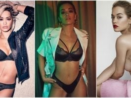 38 Hot Pictures Of Rita Ora Prove She Is the Sexiest Singer