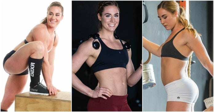 39 Hot Pictures of Brooke Wells Will Make You Want To Start Crossfit Just For Her