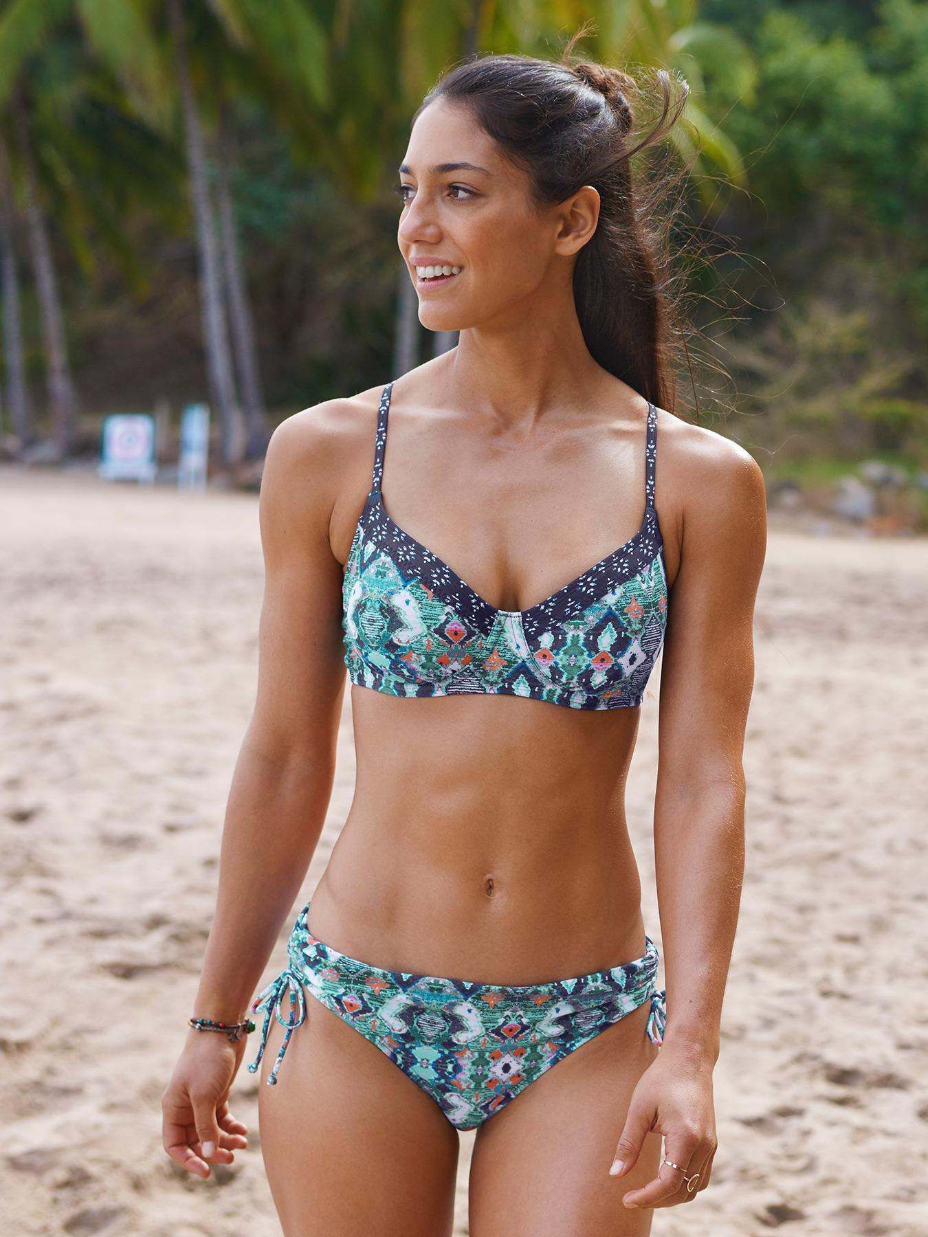 Allison Stokke on Beach