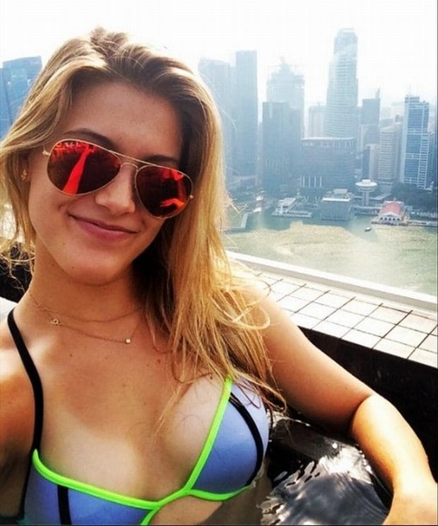 Eugenie Bouchard Sexy Photoshoot
