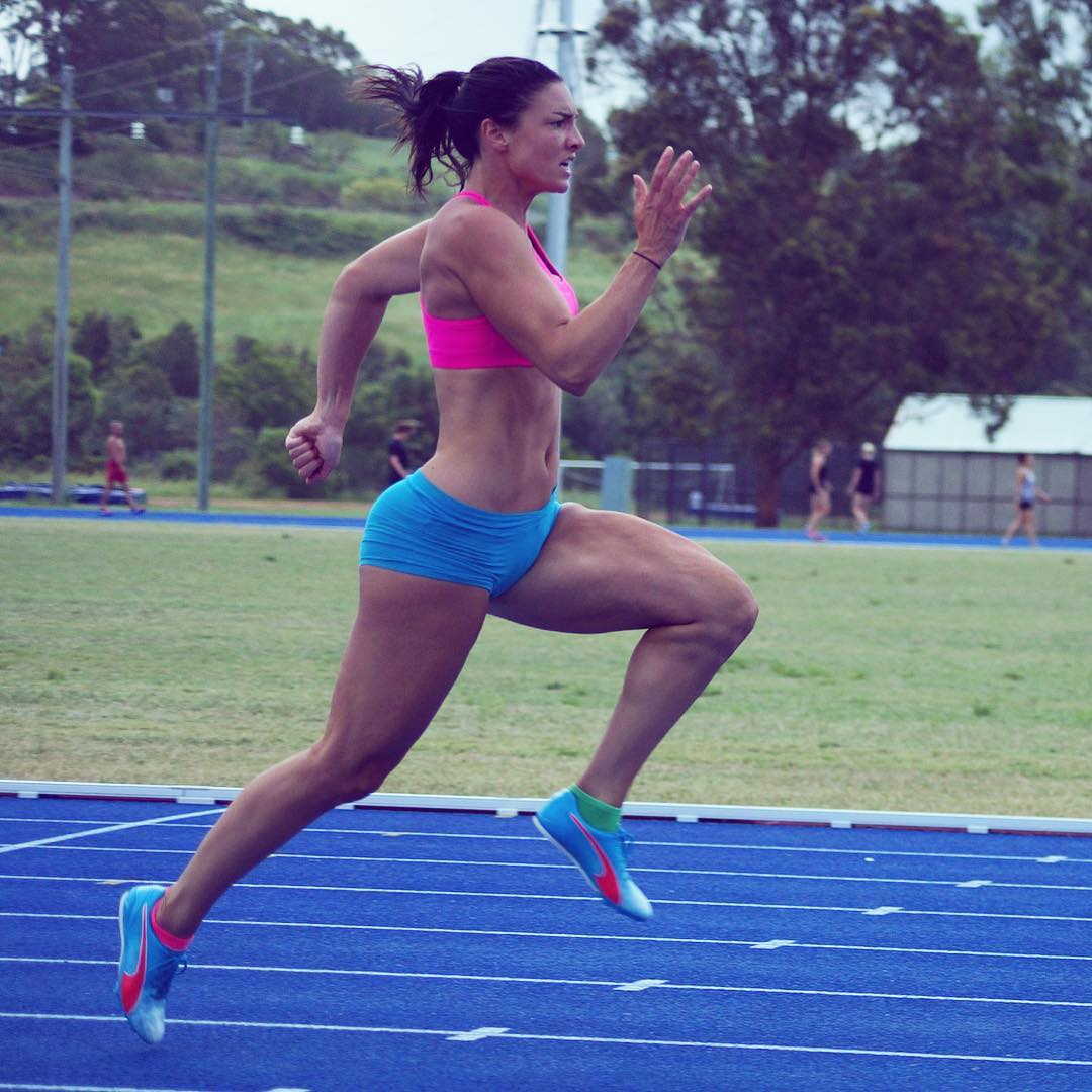 Is a cute Michelle Jenneke nude photos 2019