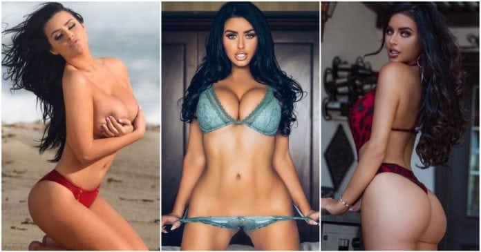 43 Hot Pictures Of Abigail Ratchford Will Melt You With Passion And Love For The Goddess