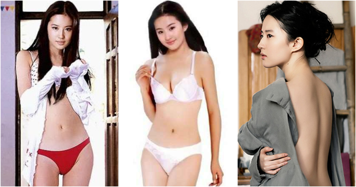 Opinion you Liu yi fei sex movied pity, that