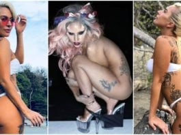 43 Hottest Lady Gaga Big Booty Pictures Are Just Pure Work Of God