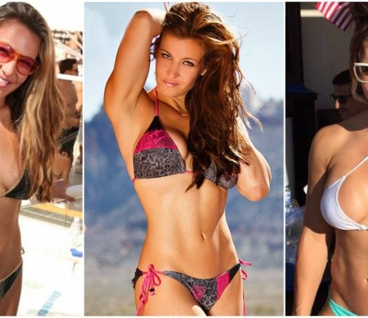 44 Hot Pictures Of Miesha Tate Will Motivate You To Learn MMA Fighting Just For Her