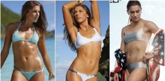 46 Hot Pictures Of Alex Morgan - Beautiful Soccer Player