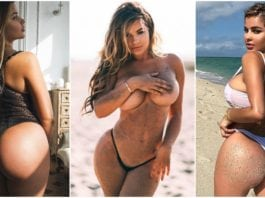 46 Hot Pictures Of Anastasiya Kvitko Will Make Your Watching Her Instagram Profile For Days