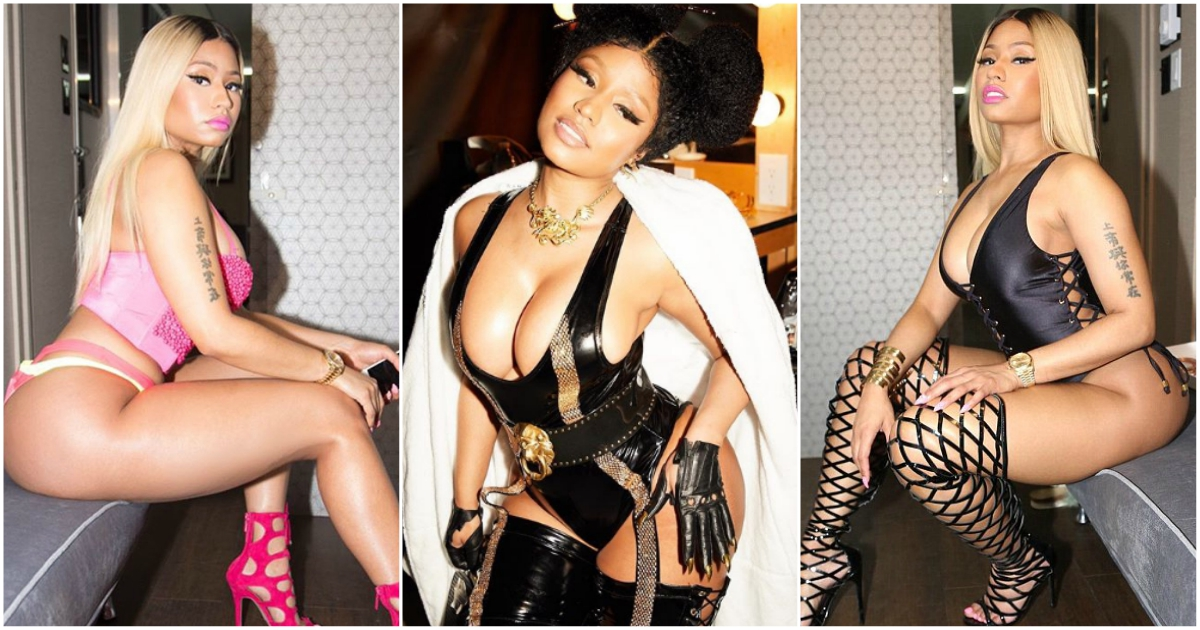 70+ Nicki Minaj Hot Pictures Will Give You A Heart Attack