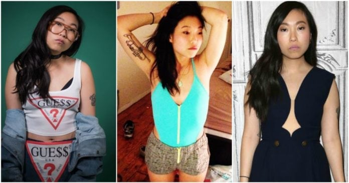 48 Hot Pictures Of Awkwafina Will Make You Crave For Her