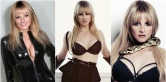 48 Hot Pictures Of Melissa Rauch With Amazing Sexy Curves Will Dissolve You