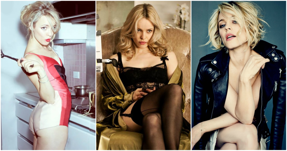 70+ Hot Pictures Of Rachel McAdams Will Make You Hot Under Your ...
