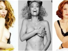 49 Hot Pictures Of Gillian Anderson Form X-Files Will Make You Crazy For Her