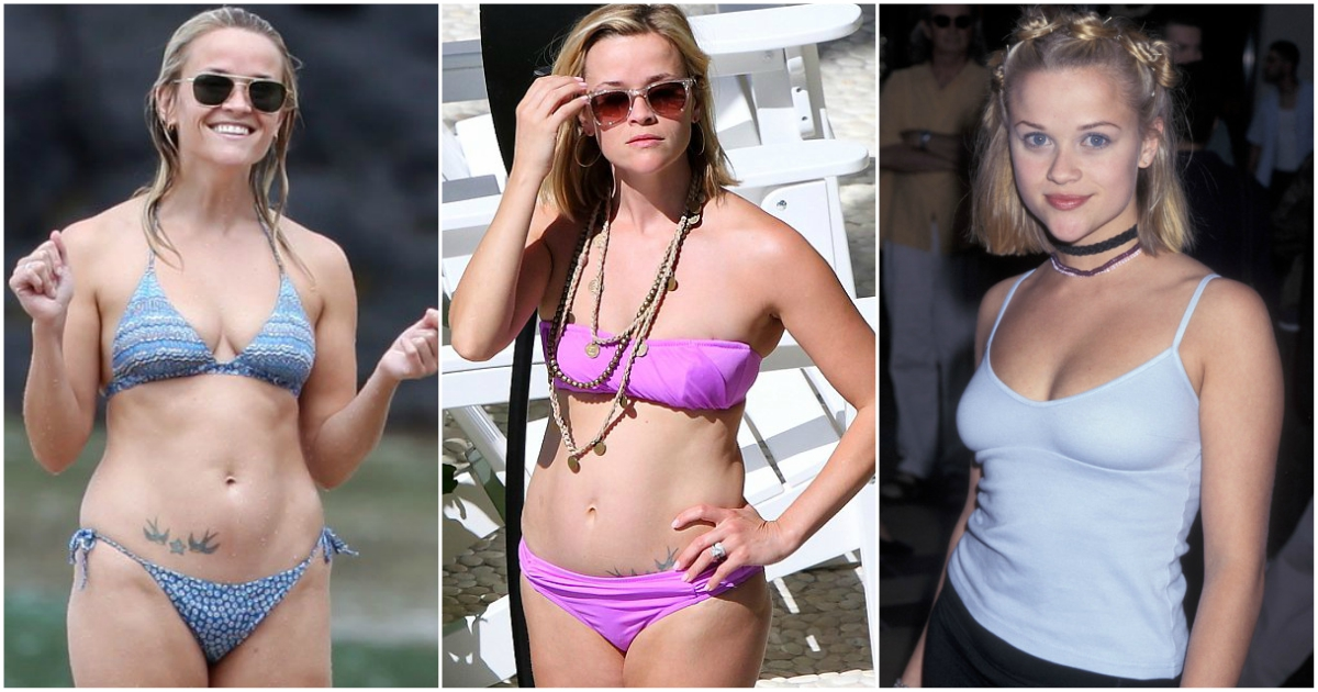 Reese witherspoon topless with her boyfriend twilight