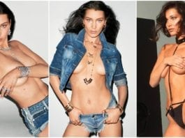 53 Hot Pictures Of Bella Hadid Prove That Is A Majestic Beauty