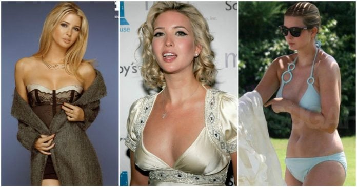 56 Hot Pictures of Ivanka Trump Will Drive You Mad For President's Daughter