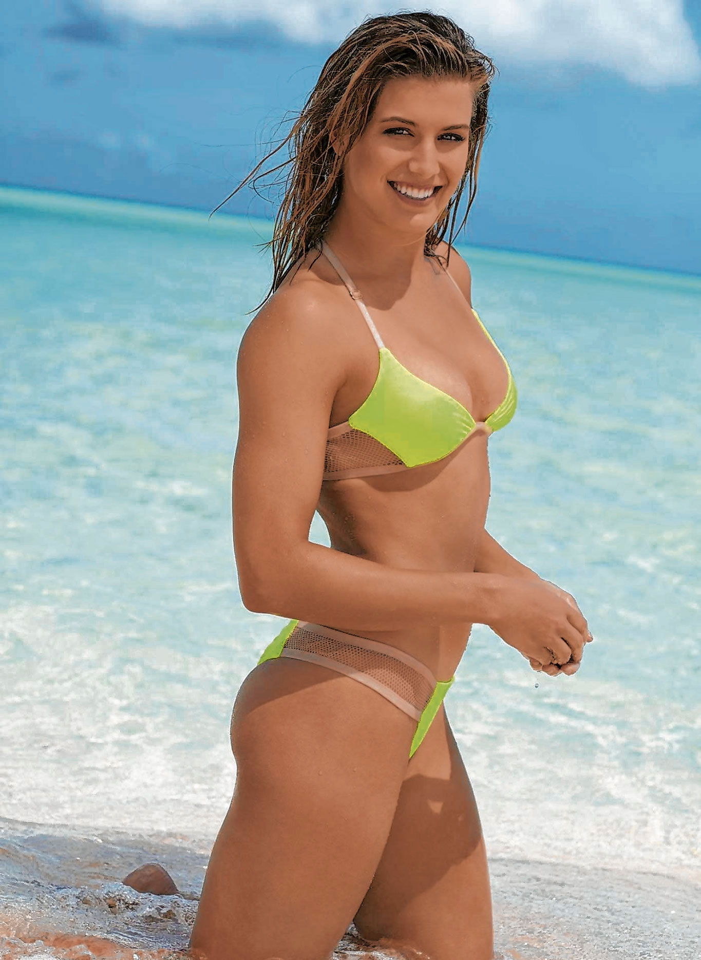 Eugenie Bouchard Hot in Bikini