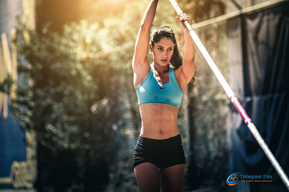 Allison Stokke on Sports
