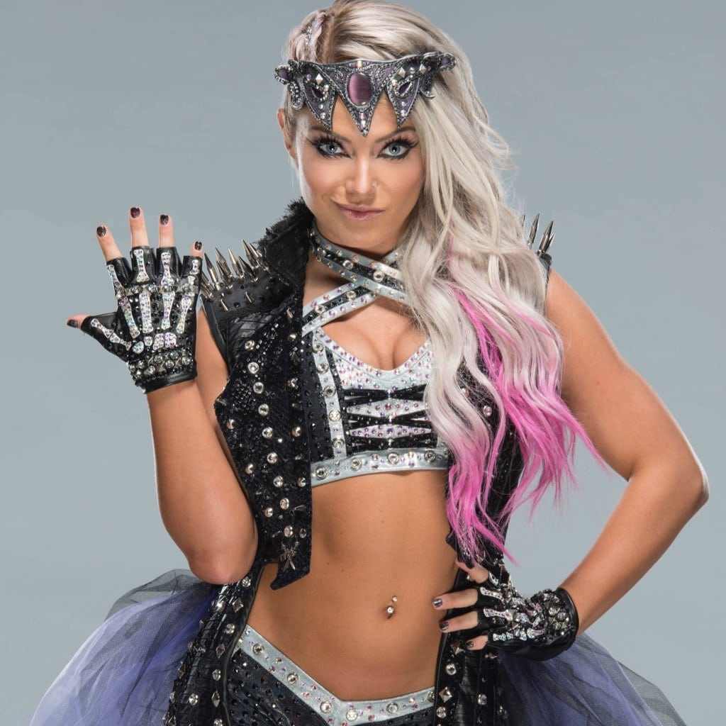 Alexa Bliss Goddess of WWe