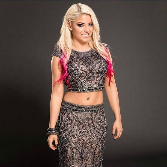 Alexa Bliss Hot Dress