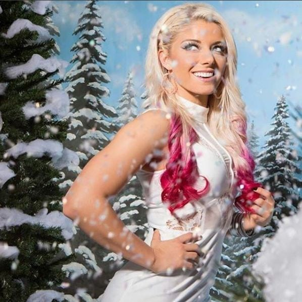 Alexa Bliss Sexy Photoshoot