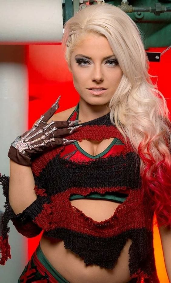 Alexa Bliss Sexy