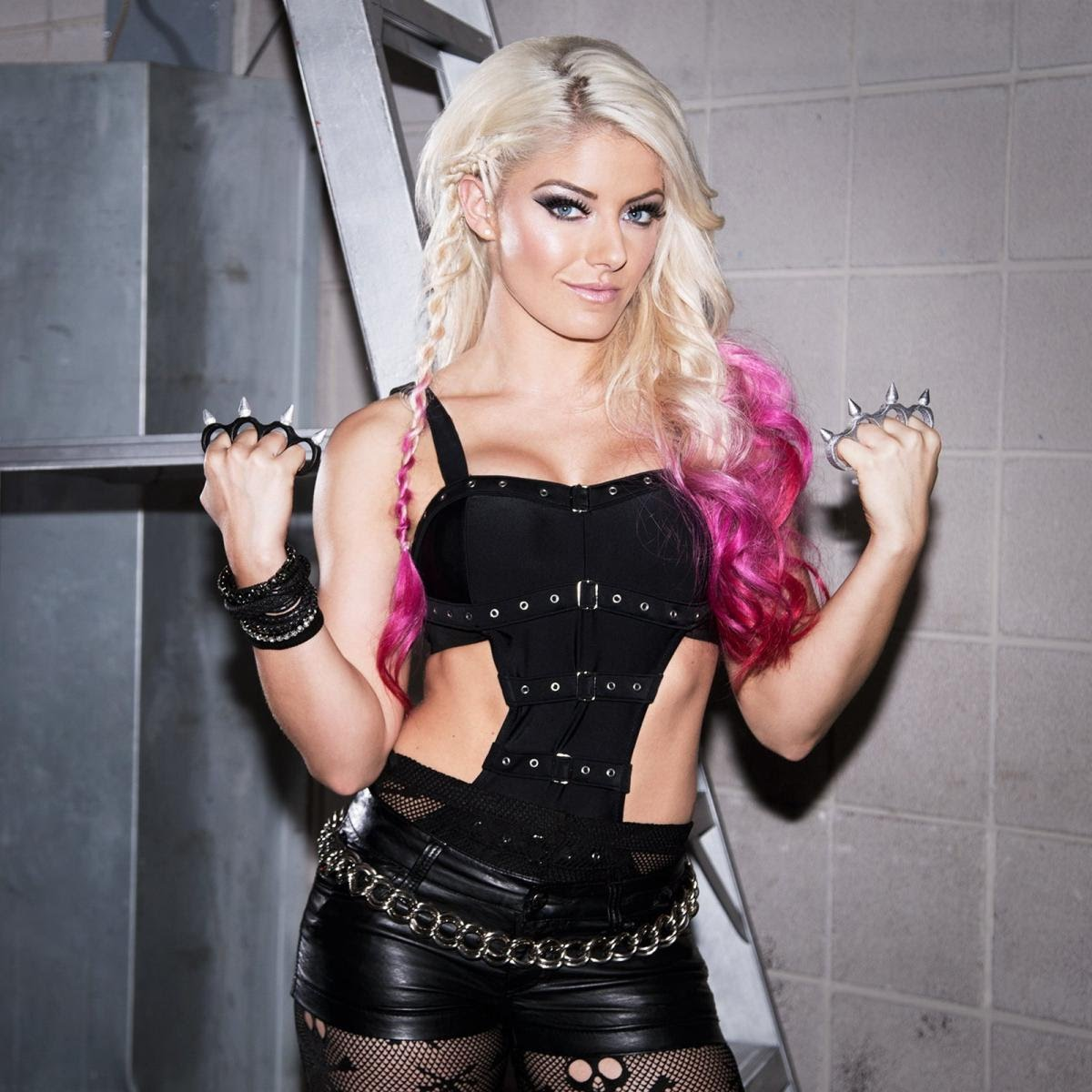Alexa Bliss latest Photoshoot