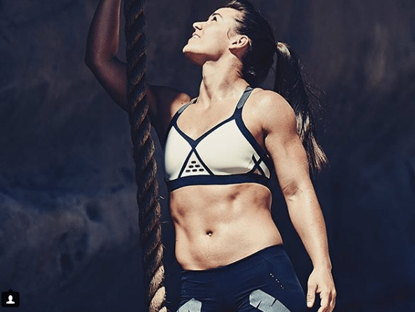 Camille Leblanc-Bazinet beautiful