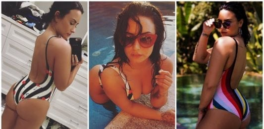 39 Hot Pictures Of Demi Lovato With Here Amazing Butt Are Just Too Good