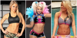 41 Hot Pictures Of Alexa Bliss From WWE Diva Will Make You Crave For Her