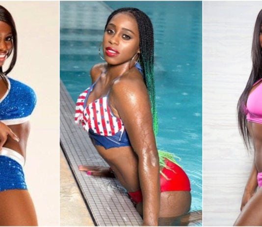 48 Hottest Naomi Big Butt Pictures Prove That She Is The Best WWE Diva