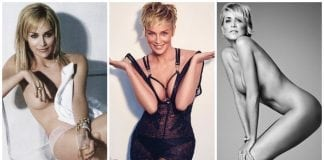 54 Hot Pictures Of Sharon Stone Will Bring Out The Basic Instinct Inside You