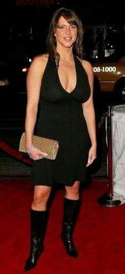 Stephanie Mcmahon Black