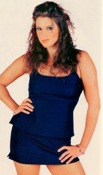 Stephanie Mcmahon Cute