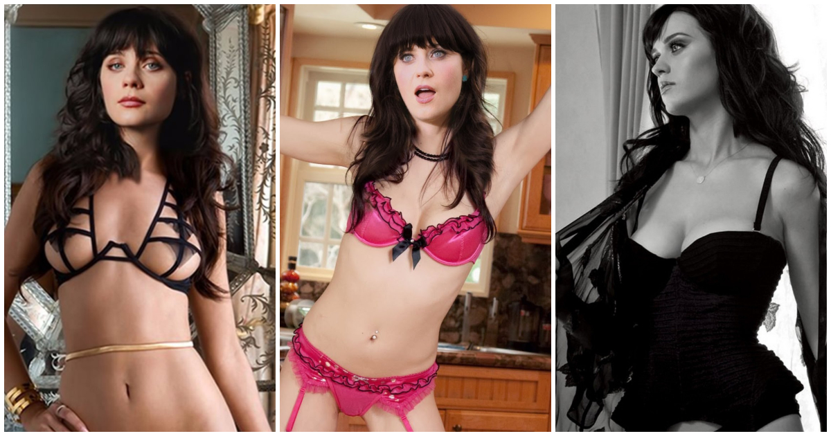 Hot Pictures Of Zooey Deschanel Are Here To Make Your Day Awesome