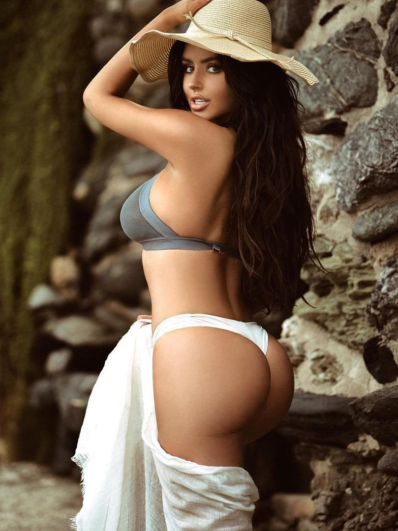 abigail ratchford sexy back