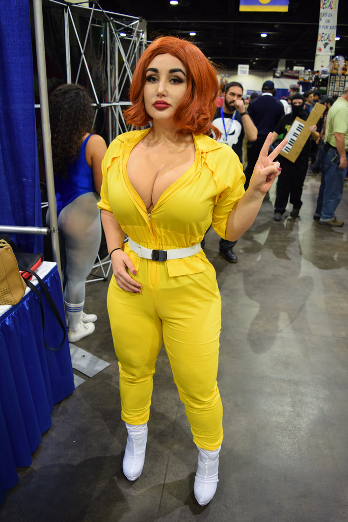 april o neil hot body cosplay