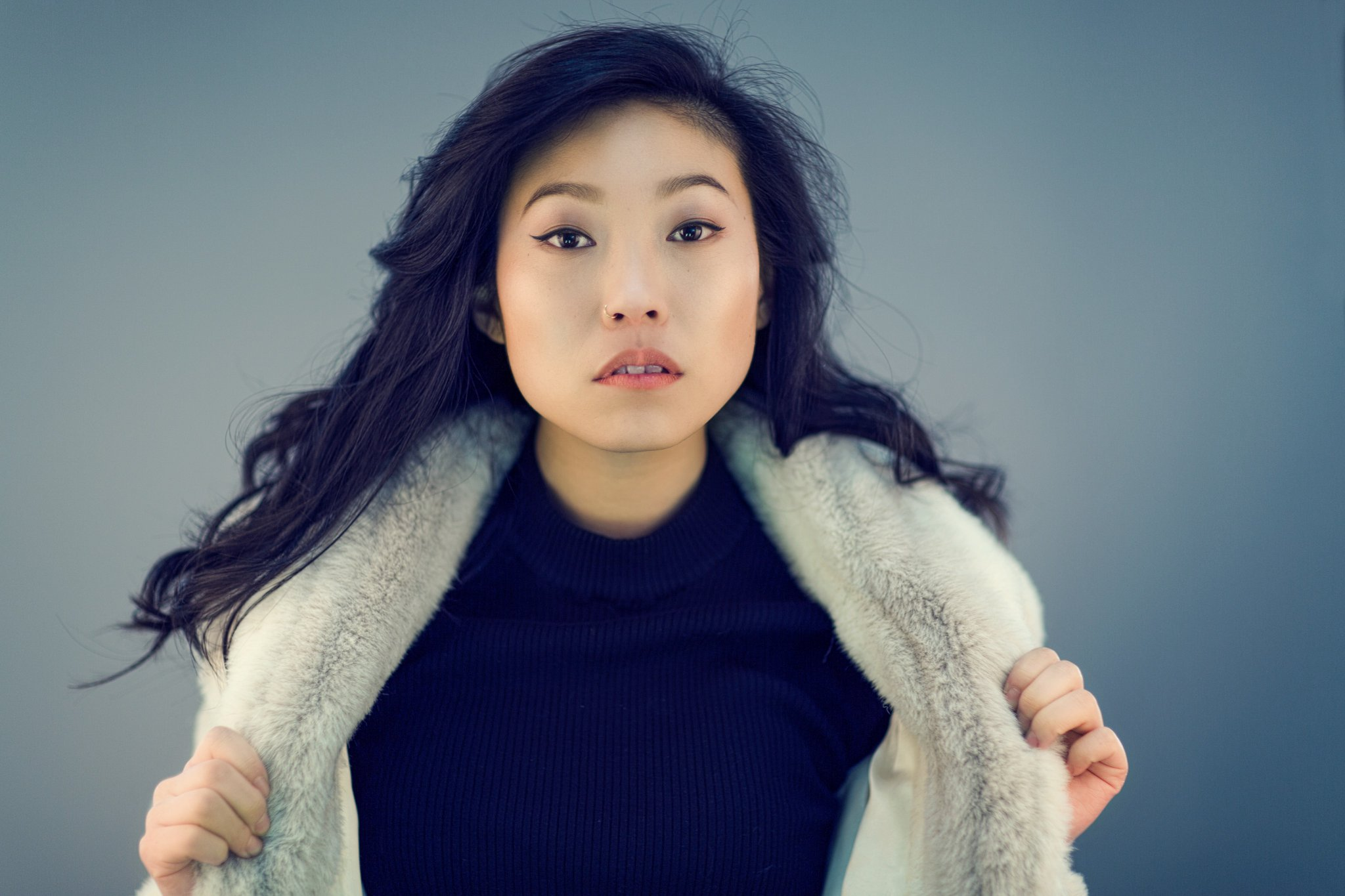 awkwafina so beautiful