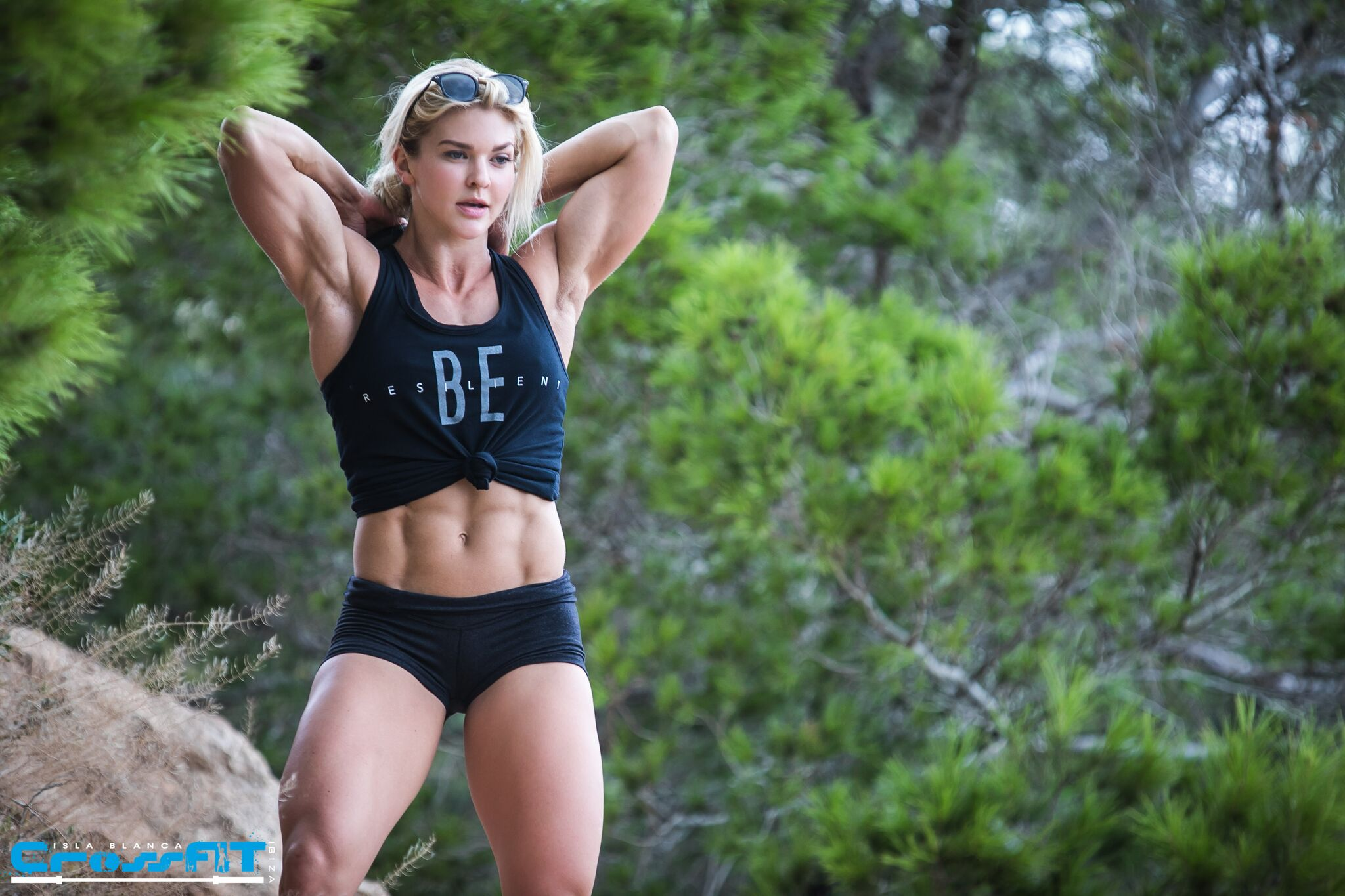 39 Hot Pictures Of Brooke Ence - Extremely Gorgeous Crossfit Lady With Majestic Booty To Die For