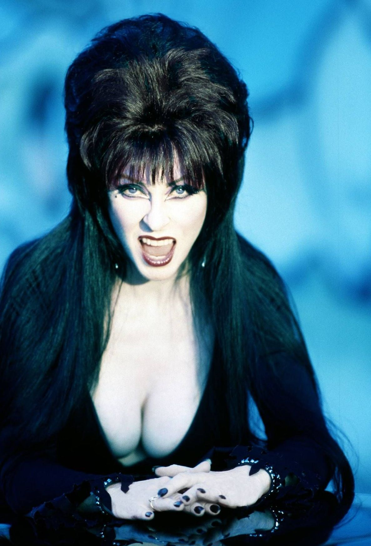 cassandra peterson angry