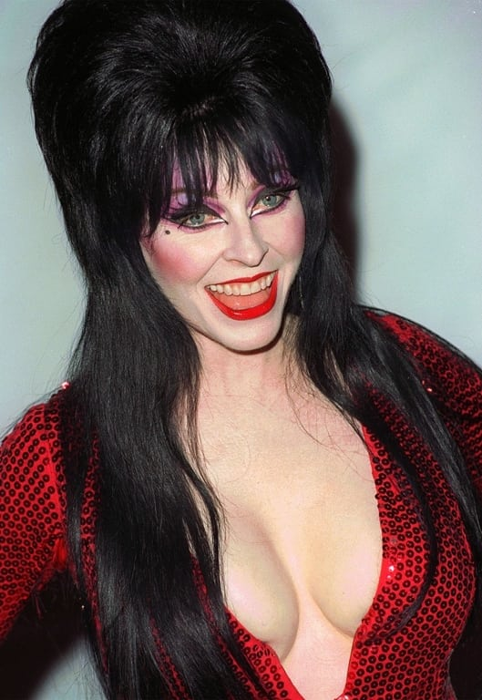 Casandra peterson aka elvira mistress of the dark - 2 5