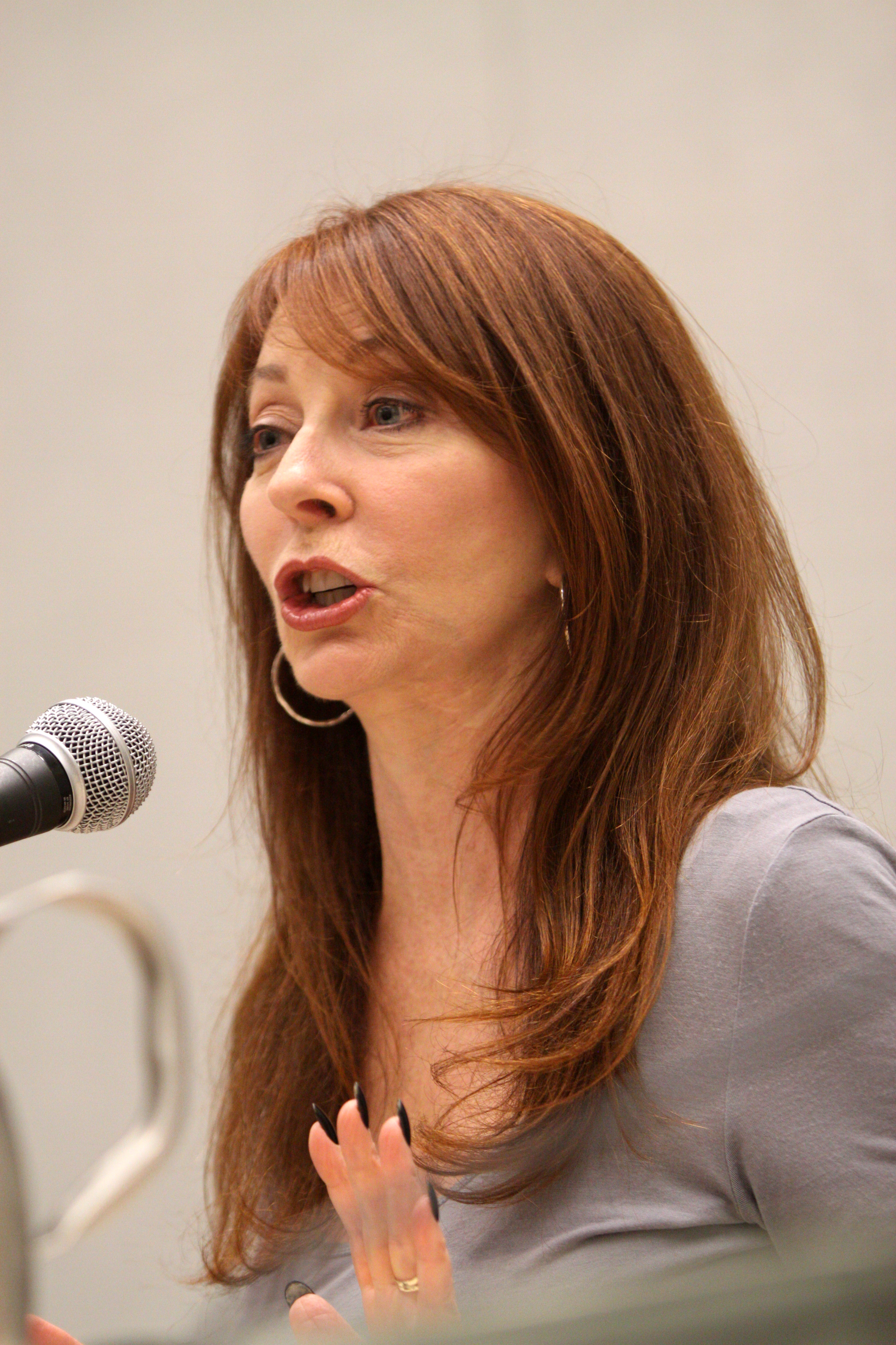 cassandra peterson say something