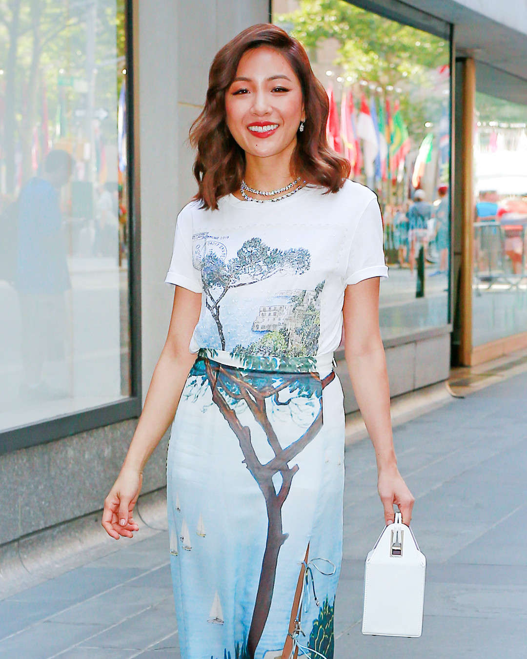 constance wu outdoor pictures
