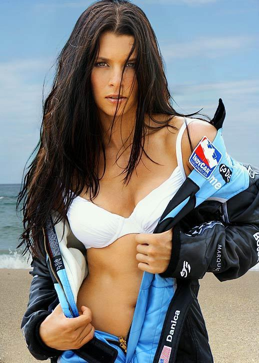 danica patrick looking hot