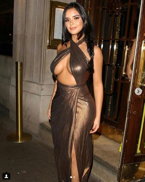 demi rose too sexy