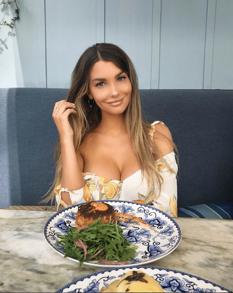 emily sears eating