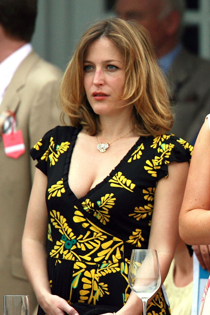 gillian anderson awesome