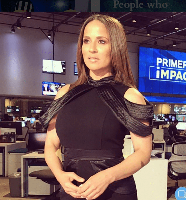 jackie guerrido black dress
