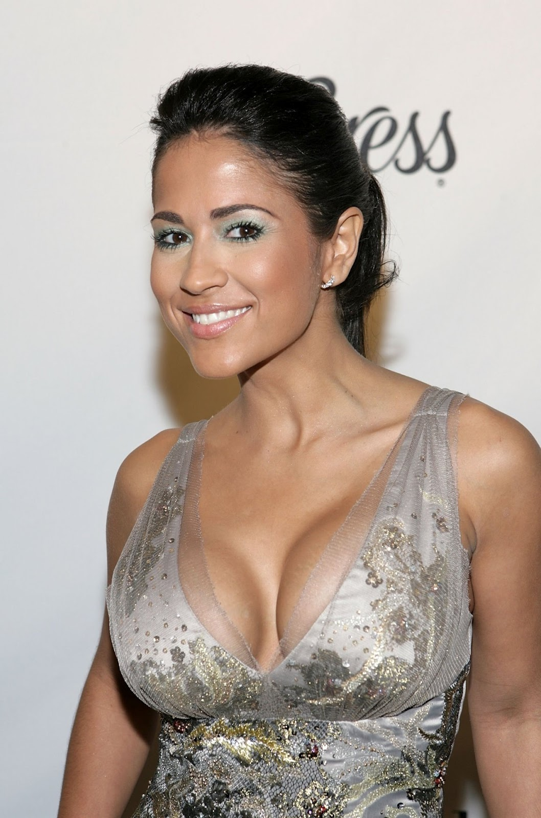 jackie guerrido hot cleavage