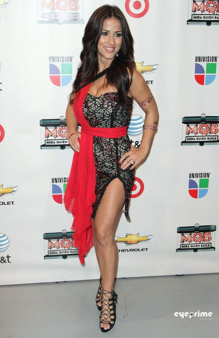jackie guerrido hot dress